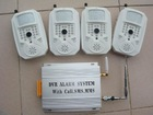 MMS alarm with 8 CH wireless camera &SD (2)