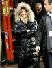 2011 hot selling down jacket women with real fur collar