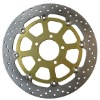 Motorcycle front brake disc rotor for Bajaj pulsar 180