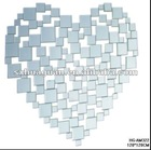 heart shape art mirrorHG-AM322
