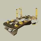 H-800 frame machine car bench