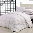 100% cotton white duck feather duvet