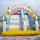 commercial fun inflatable slide