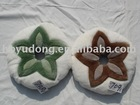 Sheepskin Round Seat Cushion