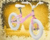 XMN-BB-001 Princess Balance bike Pink
