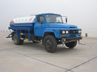 DFAC Tip Head Street Sprinkler Truck