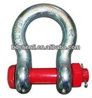 US type bolt Anchor Shackle with nut G2130