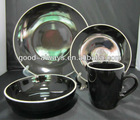 16pcs stoneware dinner set