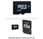 100% New 8GB Micro SD SDHC Micro SD Micro SDHC TF Memory Card+SD Adapter 8G 8GB