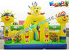 bright-color inflatable funcity