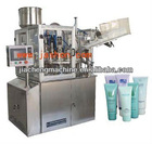 Automatic cosmetic cream Tube Filler