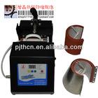 Small mug press machine (easy for air shipping)
