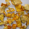 dehydrated pumpkin flake