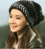 CDH031 New item fashion winter mink fur hat for Lady
