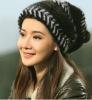 CDH031 New item fashion winter mink fur hat for Lady