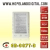 7 Inch TFT E-book