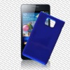 Fashion super thin cover for sam i9100 back cover