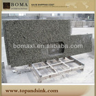 Apartments Building Custom Kitchen Granite Countertops