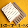Magnesium oxide board acoustical panel
