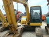 used original crawler excavator Komatsu PC60 for cheap