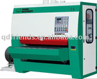 BSGRP13 series wood sander, wide belt sanding machine of high precision with best assembling parts