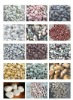 chip stone colorful cobble stone
