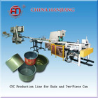 CNC Punching Machine for Pail Ends