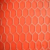 Hexagonal steel mesh