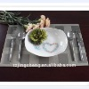 PVC net, PVC placemat. Wove table mat, Table mat,