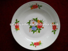 fine ceramic pasta bowl soup plate