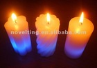 Magic Art LED candle,Electronic Candle,Wax art candle