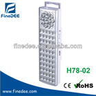 H78-02 70 LED Emergency Light With Flashlight