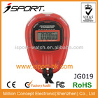 2013 Single Function Cheap Inexpensive Colorful Industrial Handheld Cheap Stopwatch for Wholesale