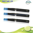 High quality EGO T LCD electronic cigarette from China original factory
