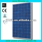 275W High Efficiency Polycrystalline Price Per Watt Solar Panels