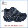 childs black sporty hiking footwear 3-15 years old