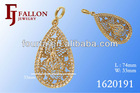Gold-plated Religious Allah Pendants For Sale