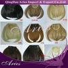 Clip on Bangs - Clip in Bangs 100% Remy Human Hair Extension