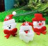 christmas ornament - Santa Claus clap ring