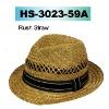 popular straw hat