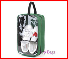 Latest promotional portable travel shoes bag