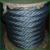 galvanized steel wire rope,steel wire rope 12mm,6x36 fc galvanized steel wire rope