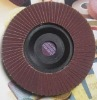 Aluminum Oxide Flap Disc/Flap Wheel/Flap Disk