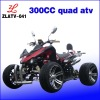 300CC ATV WITH EEC