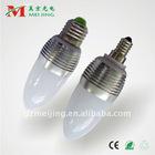 3W miniwatt led lamp candle light