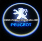 CAR Ghost Shadow Light FOR Peugeot AL555