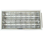 T8 Fluorescent Office Fixture longer lifespan Fluorescent Grille lamp