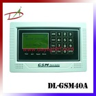Touch LCD display 14 zones GSM security alarm system