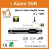 H.264 Real Time Police DVR - 8 Channel