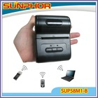 Hot selling Mini Portable bluetooth pocket printer